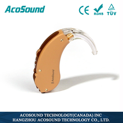 AcoSound Acomate 410 BTE Standard Top Sale Deaf Well Sale Digital hearing aid rexton
