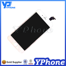 for iphone 6 Plus lcd digitizer assembly / glass/ flex cable/ back cover, spare Parts for iphone 6 plus