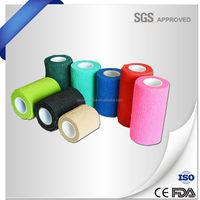 Animal Pet Child Kid Horse Colored Printed Cohesive Bandage Wrap Surginet Elastic Bandage