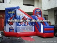 jumping castles inflatable commercial,crocodile jumping castle combo