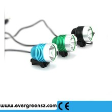 mini 3 mode waterproof led bike light bike lamp 1200lumen