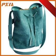 Shen zhen Factory Handmade Vintage Design Lady Bag,Genuine Leather Shoulder Bag,Leisure Shoulder Bag OEM