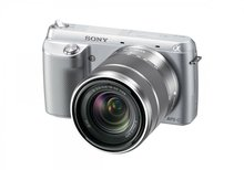 Sony NEW-F3 digital camera