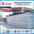 Móvil prefabricada casa de contenedores