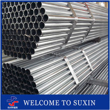 construction work steel tube or steel welding pipe