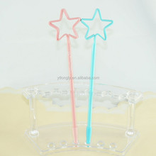 Star pentagram shaped ball pen for gift