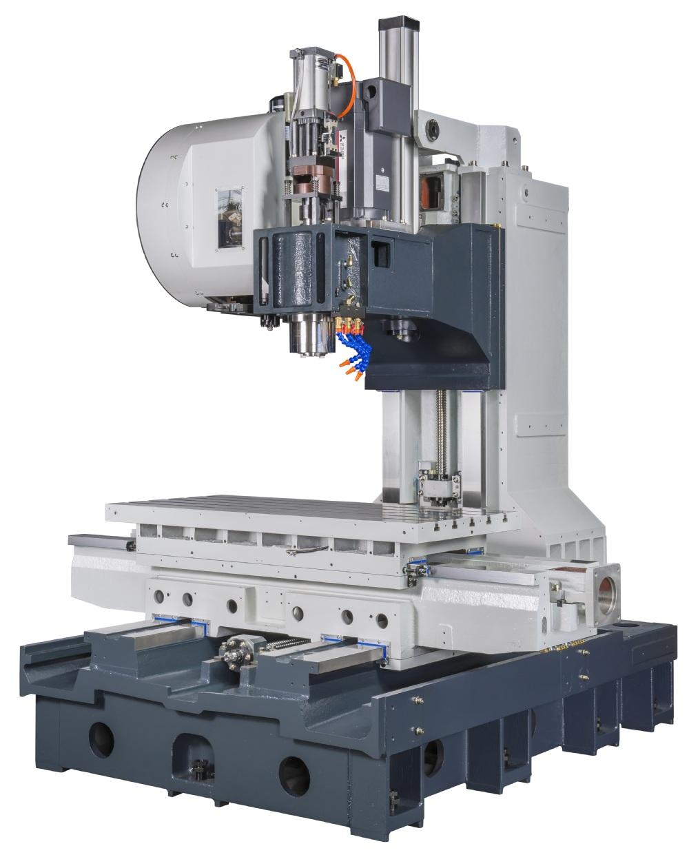 NVM-1166 Taiwan CNC Milling Machine