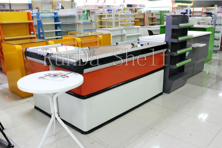 Checkout Counters (7)