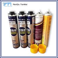 Sales pu foam sealant waterproof spray foam Factory Direct Sales