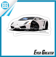 Custom sticker for car die cut bus stickesr 3m adhesive die cut stickers label