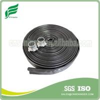 Drip irrigation PVC discharge Hose with camlok coupling