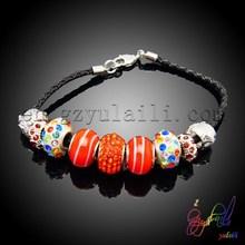Stainless steel clasps for paracord bracelet graceful bracelet hot sale bracelet