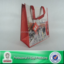 High Quality Custom Cheap Recyclable PP Non Woven Shopping Bag Manufacturer