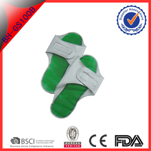 Shanghai factory life care comfortable disposable cooling pack shoes