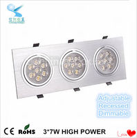 canada wholesale products recessed led down lighting 20w led downlight