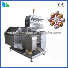 candy twist wrapping machine lollipop automatic packing machine