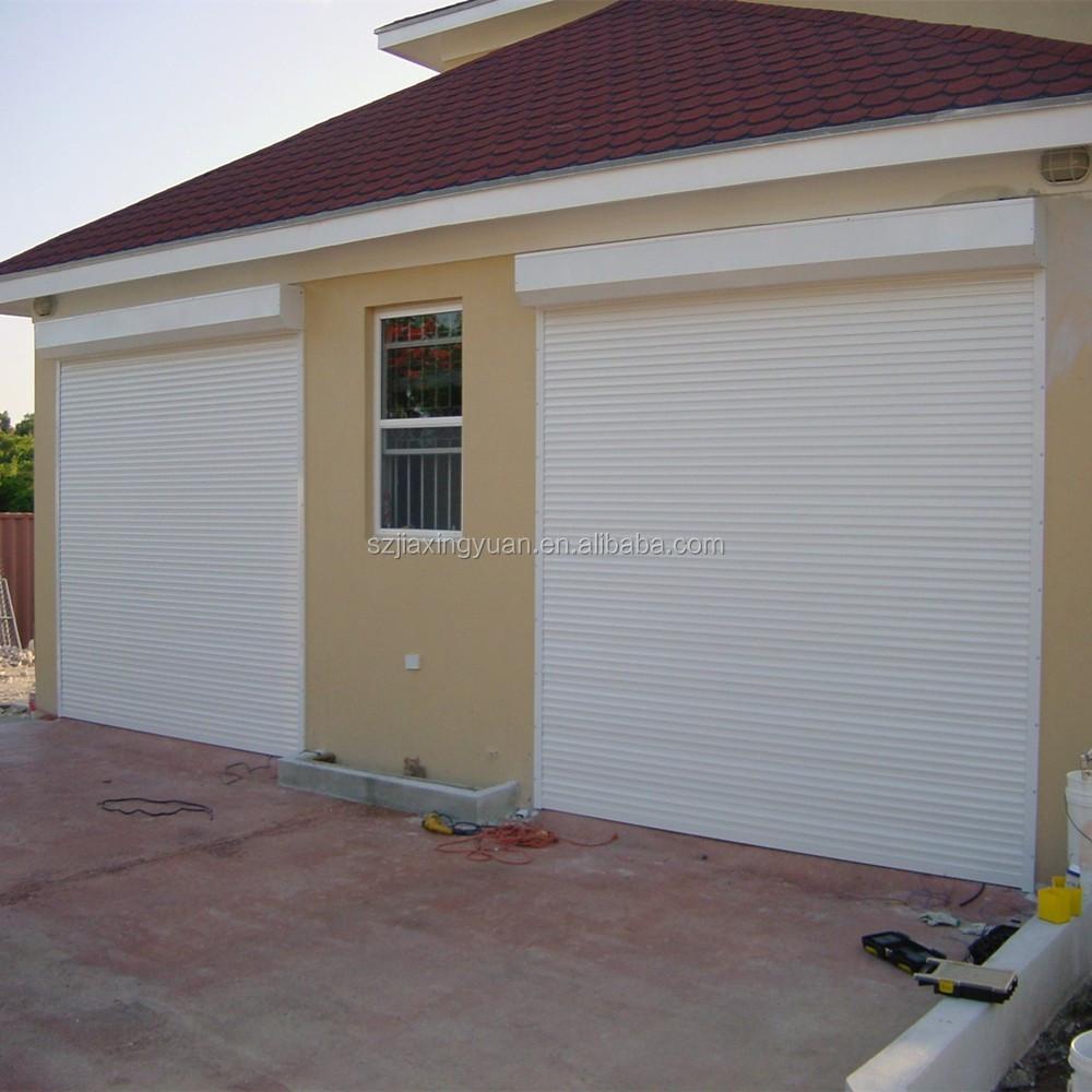 Outdoor motorized aluminum roller shutter door buy