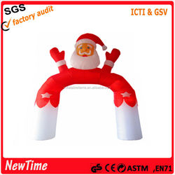 cheap advertising inflatable arch