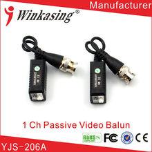 China Market of Electronic Passive UTP Video Balun