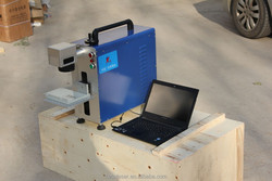Metal Marking Machine (Laser Marking) stainless steel marking