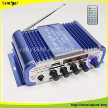 amplifier with USB/SD/FM bluetooth car amplifier HOT Selling cheapest