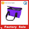 China factory accept custom logo insulated 6pack can cooler bag