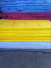 Non-toxic top quality thick rubber foam sheet