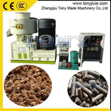 (Y)2015Low energy consumption TYJ450-II bio fuel alfafa pelletizer milling machine/rice husk pellet making machinery factory