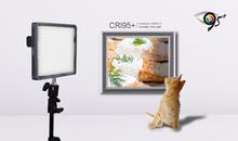 Aputure Amaran HR672C CRI 95+ high color and stepless color temperature adjustable 2.4G wireless LED film light