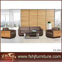 modern sectional italian furniture lounge suite TX-288