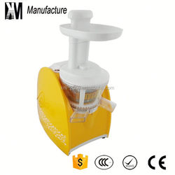 Factory directly sales natural fruit and vegetable fruit juice making machine