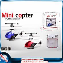 giroscopio 3.5ch nueva marca volando juguetes mini helicóptero infrarrojo del control helicóptero gw-tlh-1311