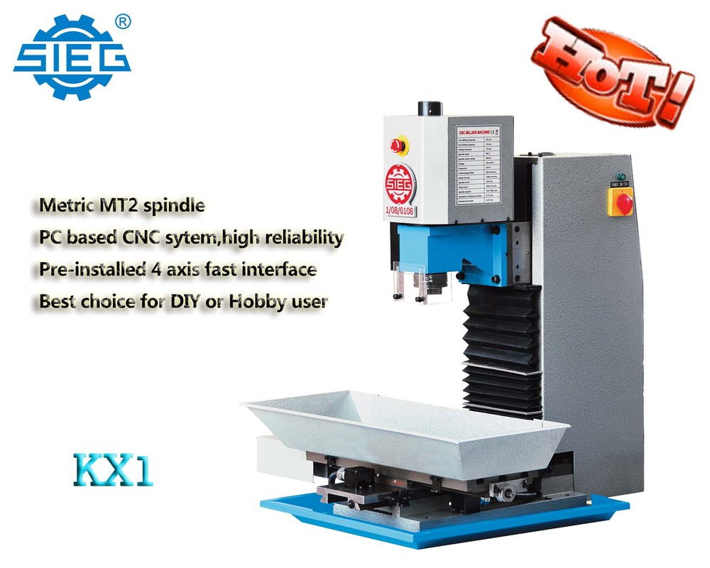 sieg milling machine