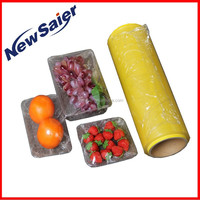 Food grade packaging film stretch clear cling wrap