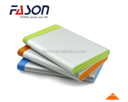 Top Quality Aluminum 10400mah Universal Mobile Power Bank