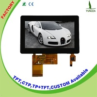 New products 2015 4.3 inch psp lcd touch screen
