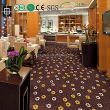 042 Design Luxury Printed Hotel Lobby Nylon Carpet Commerical Nylon Printed Carpet