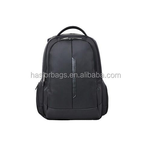 2016 classic black Wholesale Laptop Bag/Laptop messenger bag/Multi-functional Portable Notebook Bag