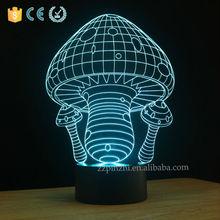 NL2 touch swith handmade night light