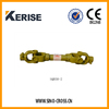 Good quality pto shaft with splines for rotary tiller