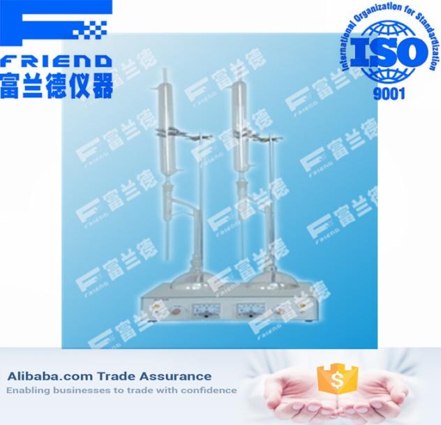 GB/T8929 petróleo crudo contenido de agua medidor de humedad analizador máquina