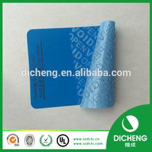 etiqueta de garantía garantía de seguridad etiqueta