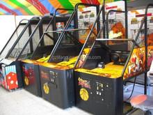 Indoor Sports simulation Basketball Game machine