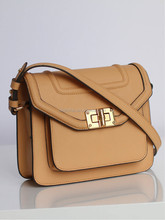 latest fashion leather handbags lady bag shoulder bag