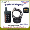 300Meter waterproof Remote Dog Training Shock Collars & Field-Dog Collars