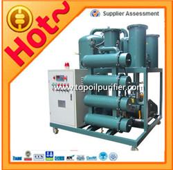 Transformer Oil Degassing Unit/High Dehydration Efficiency Oil Purifier/Transformer Oil Purifier