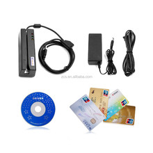 msr900 smallest magnetic Card swiper reader & writer SDK