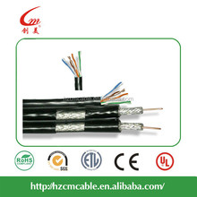 High quality ADP Composite 2RG6 With Cat5e cable/ ADP Composite 2RG6 With Cat5e cable/Composite 2RG6 With Cat5e coaxial cable