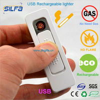 Silfa Super mini USB ligher 2013 Electronic USB Lighter company