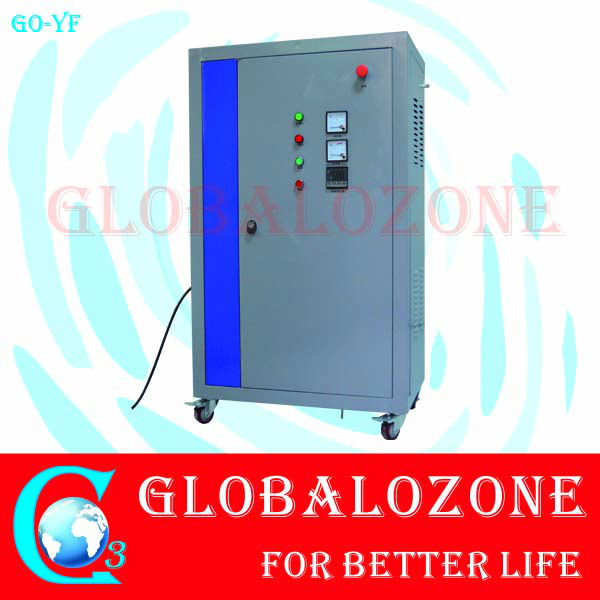 what is ozone machine